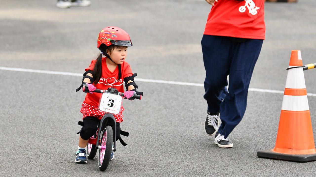 SUGOマルチショートランバイクカップ3歳クラス