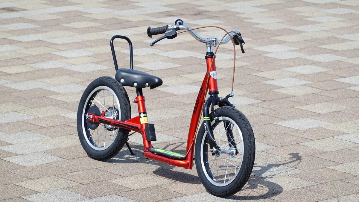 ピープル自転車キックル(幼児用自転車)